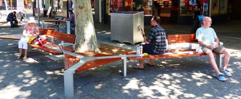 Street Furniture by Cox Urban Furniture