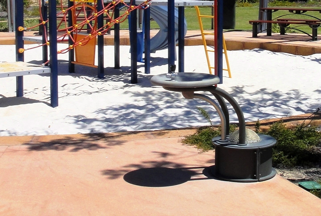 Park Drinking Fountains