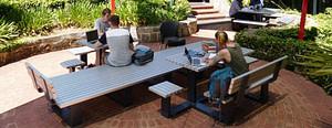 Commercial Street Furniture in Schools