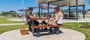 Picnic Tables by Cox Urban Furniture