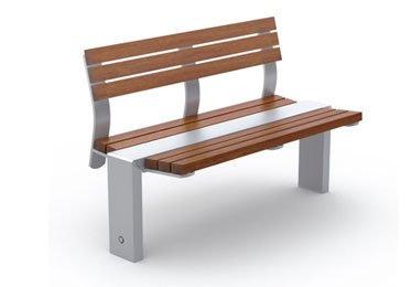 PARK BENCH SEATS